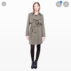 CM Lindy Wrap Trench
